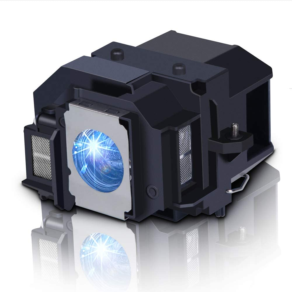 SunnyPro ELPLP58 Projector lamp V13H010L58 for Epson Powerlite HC 705HD Powerlite Presenter Powerlite S10+ Powerlite S7 Powerlite S8 Powerlite S8+ Powerlite S9 Powerlite W7 Powerlite X9