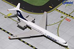 Welcome to the exciting world of GeminiJets! Authentic Scale die-cast model Detailed computer-generated graphics Realistic scale landing gear Highly collectable
