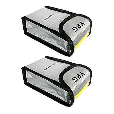 Lipo Battery Safe Bag Fire Retardant