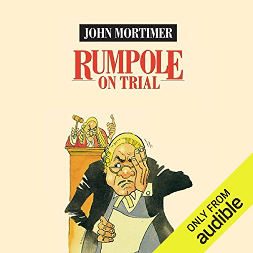 Rumpole on Trial audiobook cover art