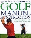 Le Golf - Manuel d'instruction