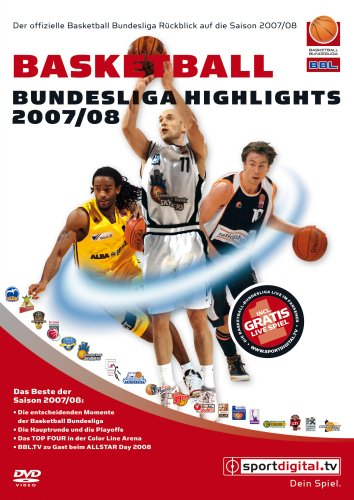 Basketball Bundesliga Highlights 2007/08