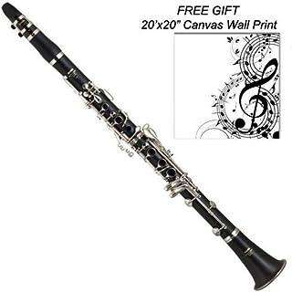 Yamaha YCL-250 - Conjunto de clarinete estándar