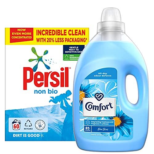 Persil Non Bio Washing Powder 60 Wash, 3 kg