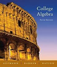 College Algebra, Fifth Edition
