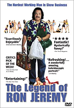 The Legend of Ron Jeremy  R-Rated Edition