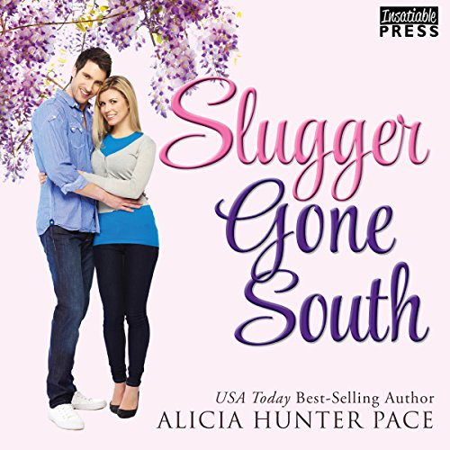 Slugger Gone South audiobook cover art