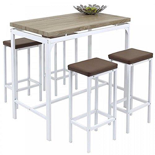 Marvelous Bar Table And Stools Amazon Co Uk Download Free Architecture Designs Scobabritishbridgeorg