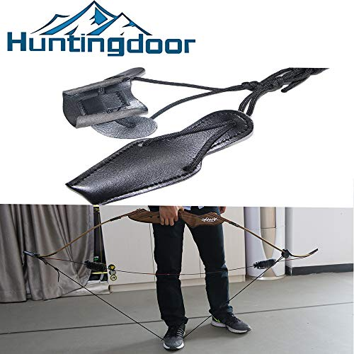 Huntingdoor Recurve Bogenschieße, Bogenschießen-Werkzeug, Seil, traditionelle lange Bogen Stringer