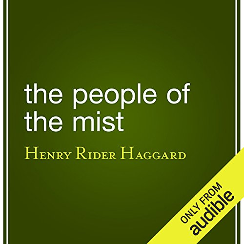 The People of the Mist audiobook cover art
