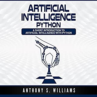 Artificial Intelligence Python cover art