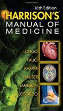 Harrisons Manual of Medicine, 18th Edition by Dan L. Longo (2012-10-01)