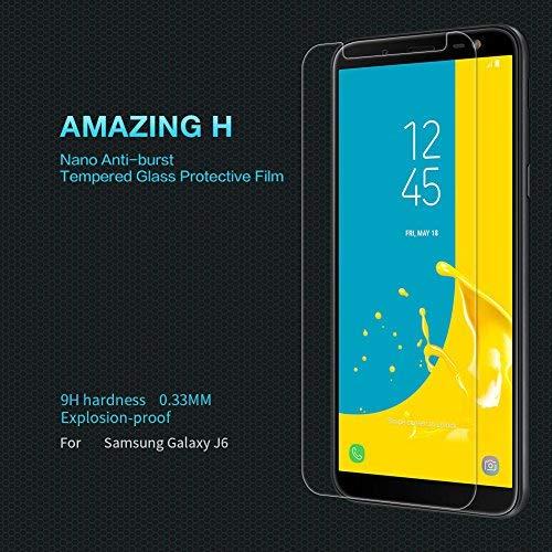 Nillkin Amazing H Samsung Galaxy J6 - Protector de Pantalla Dureza 9H...