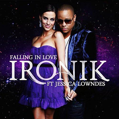 Ironik feat. Jessica Lowndes & Crazy Cousinz