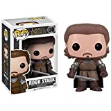 QToys Funko Pop! TV: Game of Thrones #08 Robb Stark Chibi...