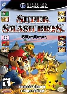 super smash bros melee game