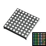 PULLEY -L Módulo de pantalla de matriz de puntos RGB LED de tres colores Colorduino compatible L