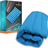 Heating Pad Microwavable, Large Portable Pad - 13'x22', Microwavable - Clay Beads, Cordless- for Stiff Joint, Sore Muscle Pain Relief-Moist Hot + Cold Therapy for Neck, Back, Leg, Arm, Joint Pain