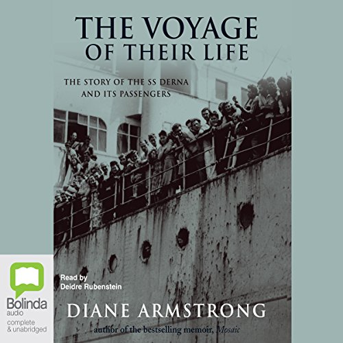 The Voyage of Their Lives audiobook cover art