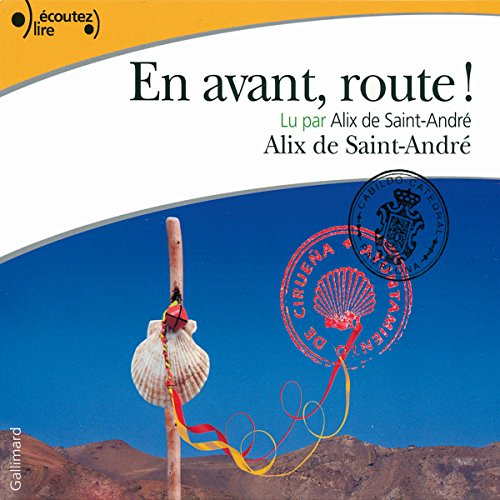 En avant route ! audiobook cover art