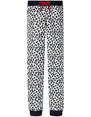 Schiesser Mix & Relax Jerseypants Pantalones de Pijama para Niñas