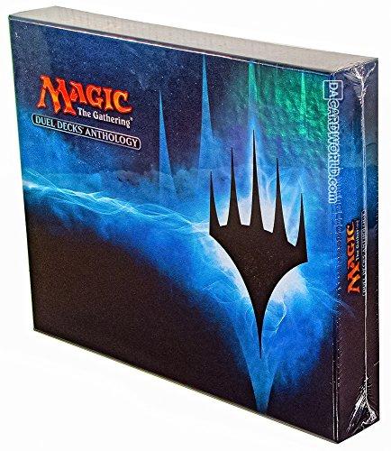 Duel Decks: Anthology - Jace vs Chandra - Elves vs Goblins - Divine vs Demonic - Garruk vs Liliana - Magic the Gathering (MTG)