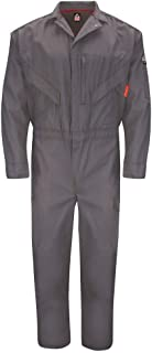 05b87fa1c0d2 Bulwark FR Men s QC10 iQ Series Endurance Flame Resistant Coverall CAT2