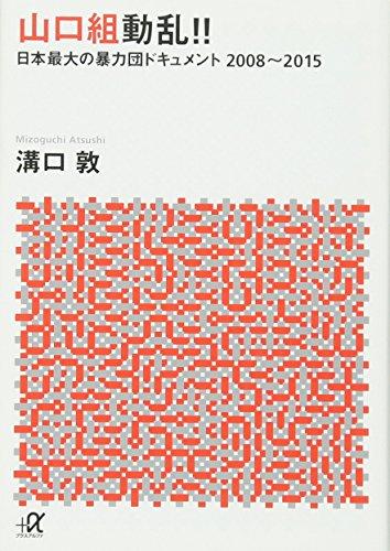山口組動乱!! 日本最大の暴力団ドキュメント 2008~2015 (講談社+α文庫)の詳細を見る