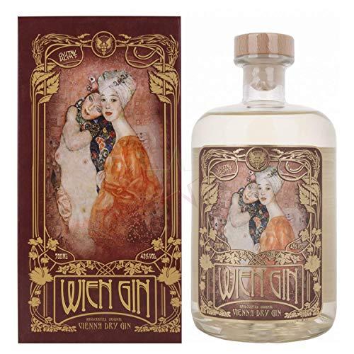Wien Gin Gustav Klimt Edition Vienna Dry Gin 43,00{b2fd4b702f7c77c0f3d99a3bdc4dc7a3f7006333516e12d56f86b0d8e8248d17} 0,70 Liter