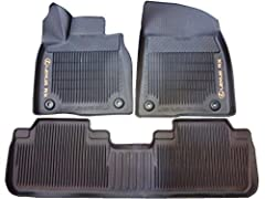 ALL WEATHER FLOOR MAT LINER SET 2016-2020 RX350 & RX450H