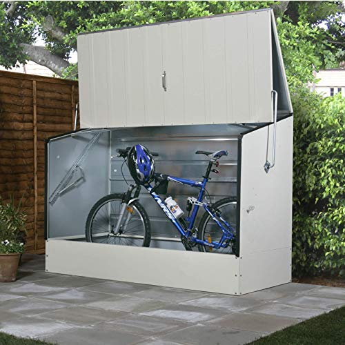 tepro Fahrradbox Fahrrad-Garage, beige