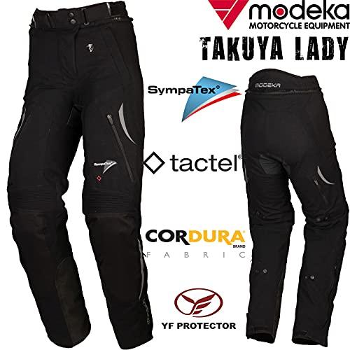 Modeka Takuya Damen Motorrad Textilhose 42