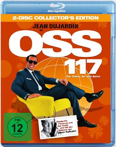 OSS 117 - Der Spion, der sich liebte [Blu-ray] [Collector's Edition]