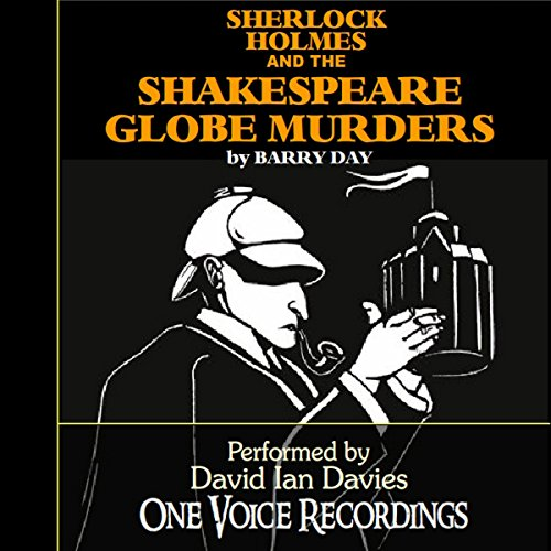 Sherlock Holmes and the Shakespeare Globe Murders cover art