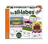 Diset-Les Síl.Labes Juego Educativo para Niños, Multicolor (63653)