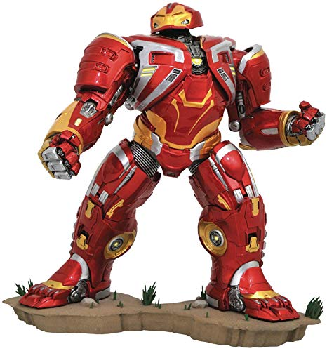 DIAMOND SELECT TOYS JAN192549 Marvel Gallery: Avengers Infinity War: Hulkbuster Mk2 Deluxe PVC Figure