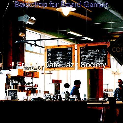 French Cafe Jazz Society