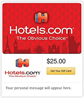 Hotels.com Gift Card - Email Delivery