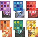 Docolor Eyeshadow Palette 54 Colors Gemstone Shadow Palette Highly Pigmented Mattes Shimmers Naked Smokey Glitter Cream Colorful Powder Blendable Long Lasting Waterproof Makeup Palette Christmas Gift