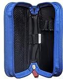 Diabetic Insulin Pen/Medication Cooler Case,for 1's Pen - w/2x Ice Packs -Small (Blue)