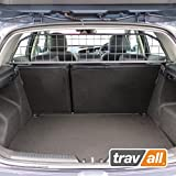 Travall® Guard Hundegitter TDG1442 - Maßgeschneidertes Trenngitter in Original Qualität
