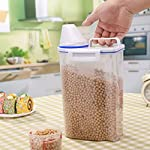 Plastic-Cereal-Dispenserrice-container-storage-BPA-Free-Plastic-Storage-Bin-Dispenser-with-Pourable-Spout-with-Measuring-Cup-for-Kitchen-Storage-Organization
