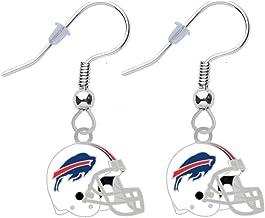 Buffalo Bills Helmet Earrings