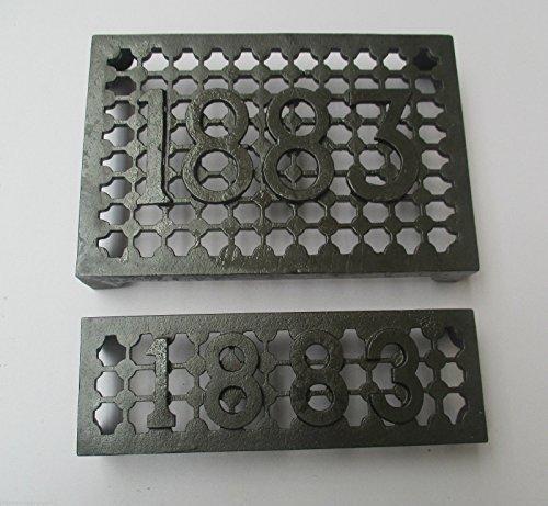 Ironmongery World® hierro fundido ladrillos ventilación