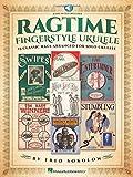 Ragtime Fingerstyle Ukulele (Book/Online Audio)