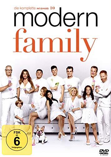 Modern Family - Die komplette Season 10 [3 DVDs]