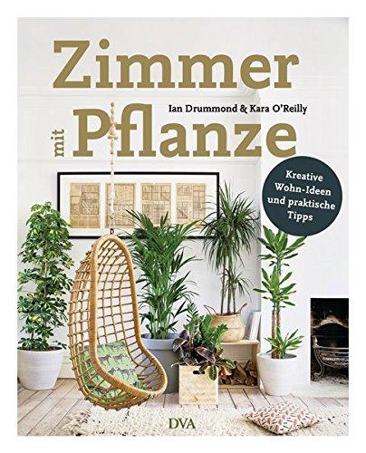 Zimmer mit Pflanze: Kreative Wohn-Ideen & praktische Tipps. Zimmerpflanzen für jeden Raum und Standort; mit Pflegetipps und bebilderten Pflanzenporträts
