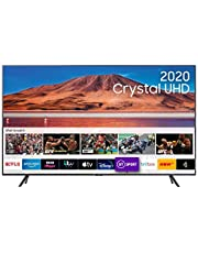 Up to 20% off Samsung 4K TVs