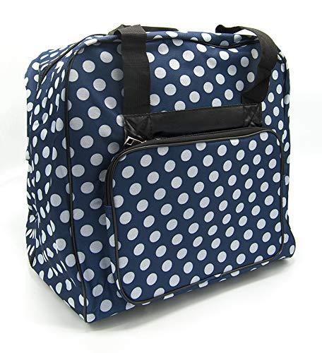 BabySnap Overlocktasche XL Dotty blau