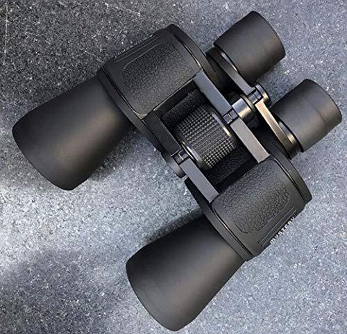 10 × 50 verrekijker, super groothoeklens met grote HD-oculair met FMC-gecoate telescoophouder voor foto-opnames, spiegel voor vogels in de buitenlucht.